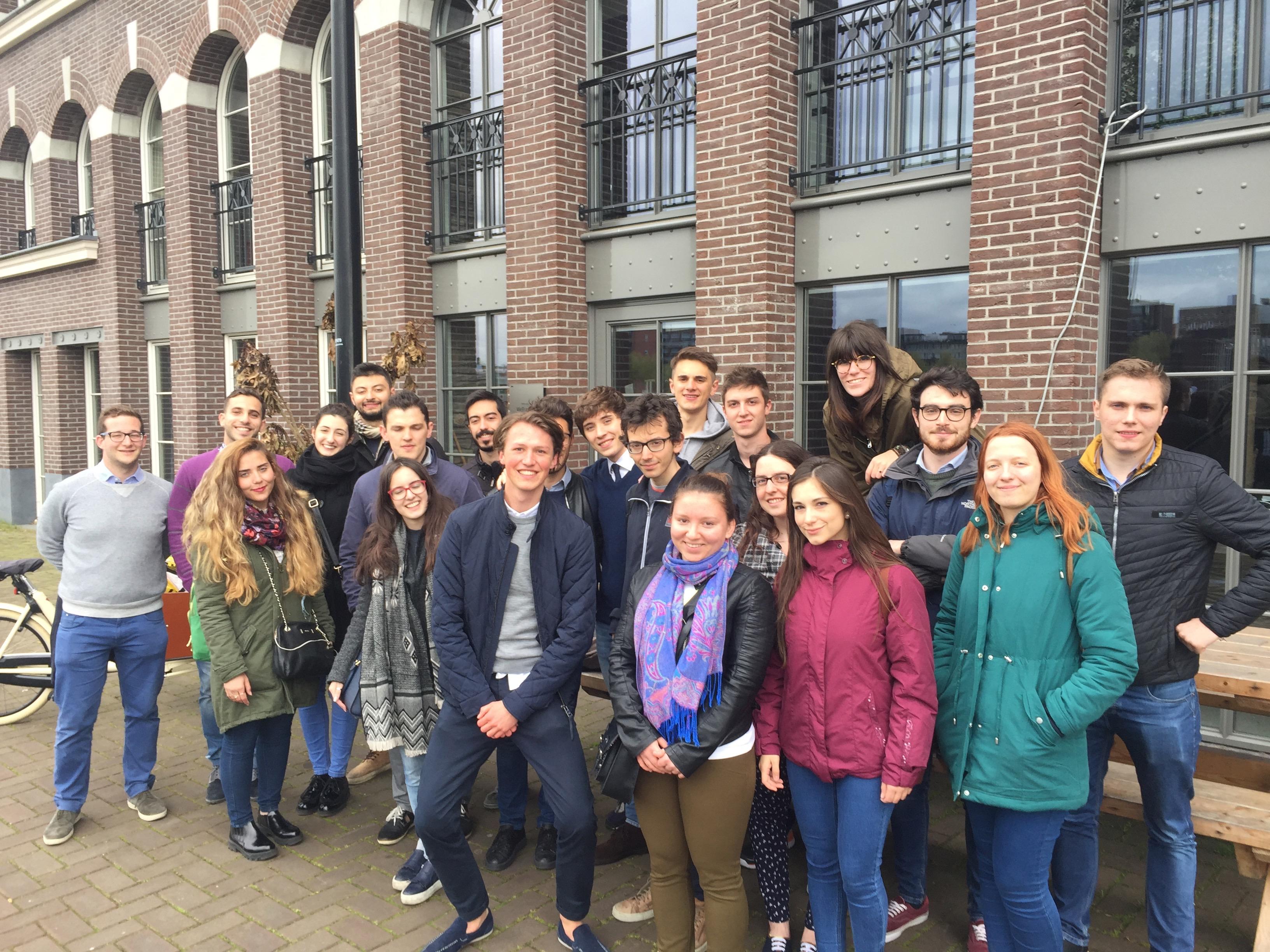 Amsterdam Study Visit. May 2017