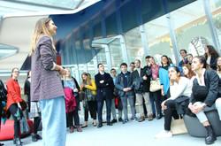 Lisbon Employability Study Visit. November 2019