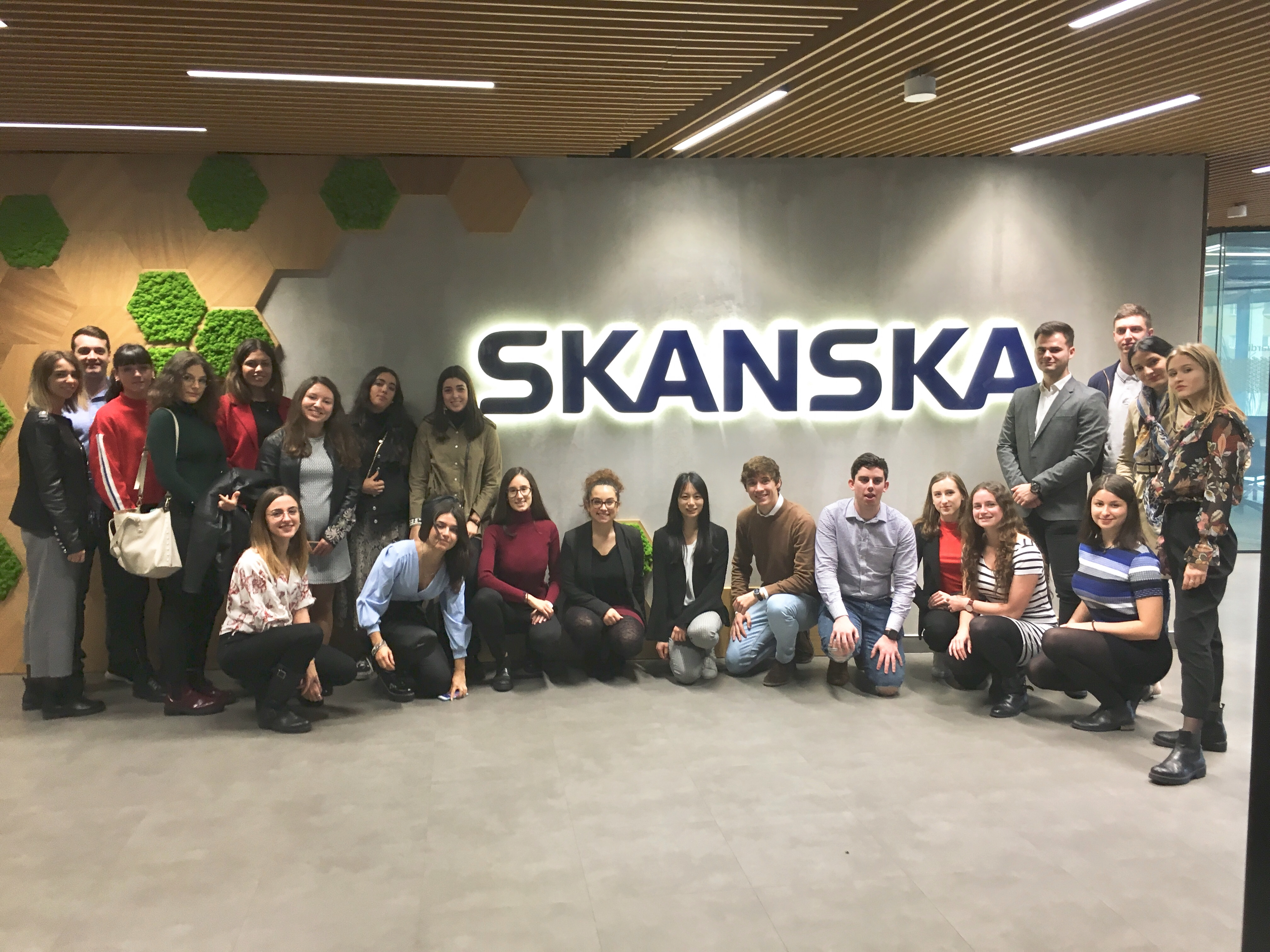 Warsaw Employability Study Visit. October 2019