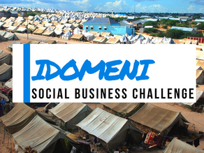 NEW! IDOMENI Social Business Challenge