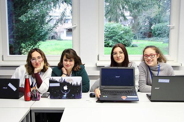 4.W.A.R.D. Team, Collegio Nuovo; Pavia, Italy
