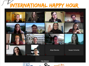INTERNATIONAL HAPPY HOUR