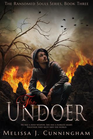 COVER REVEAL: The Undoer!