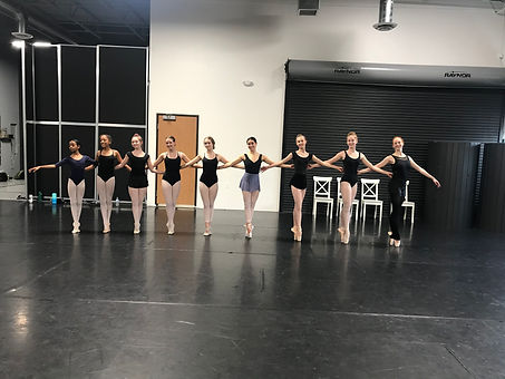 Holiday Ballet Intensive  2019