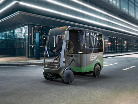 EAVgo- zero emissions EAV taxi, set for spring launch