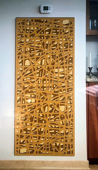 Linear Design Wall Hanging