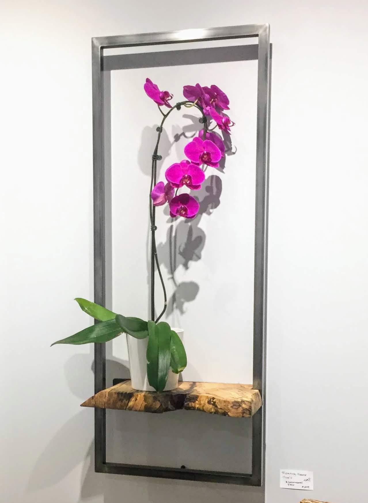 Large Floating Frame Shelf
