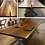 Thumbnail: 10' Bookmatched Live  Edge Walnut Table
