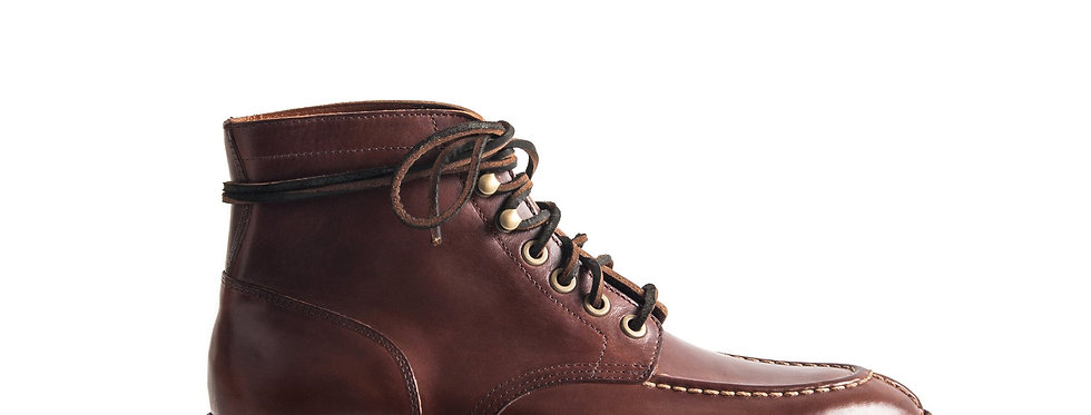Ottawa Boot Crimson Chromexcel (Leather Sole)