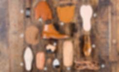 Grant Stoneは見えない部材にもコダワリを持って靴づくりをしています