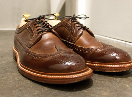 靴磨きとは??