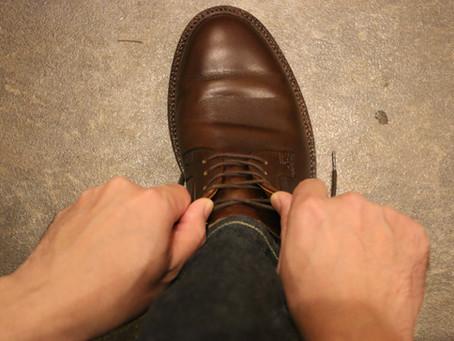 革靴を長く履くための「7つの習慣」