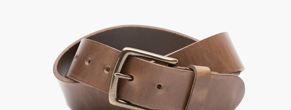 Dune Chromexcel Leather Belt