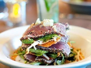 Contender for Best Salad in KC