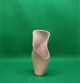 Vertical Lotus Vase