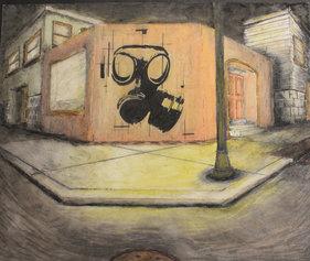 Grafitti perspective