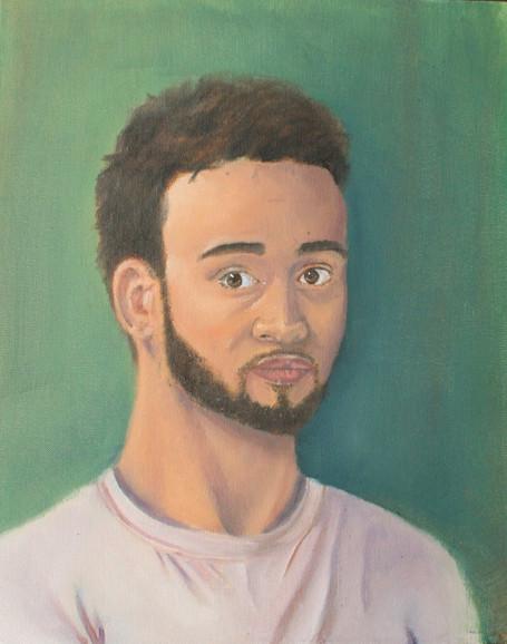 Self Portrait Study 2018