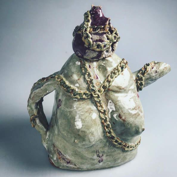 Tea Pot, 2019