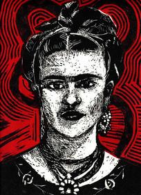 Frida Kahlo Color