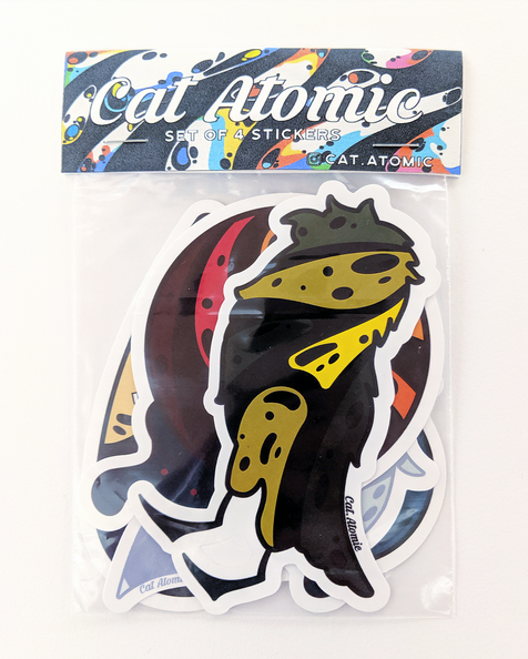 Eternal Pack of Stickers