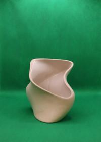 Open Lotus Vase