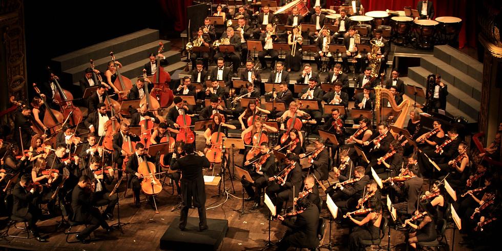 Concerto da Orquestra Sinfônica do Theatro da Paz