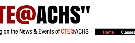 CTE Announces New Website!