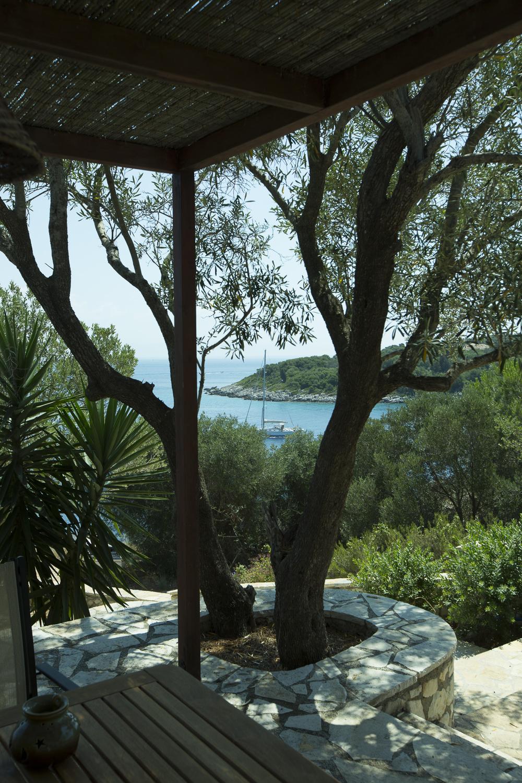 Villa Teti Nereidi Paxos