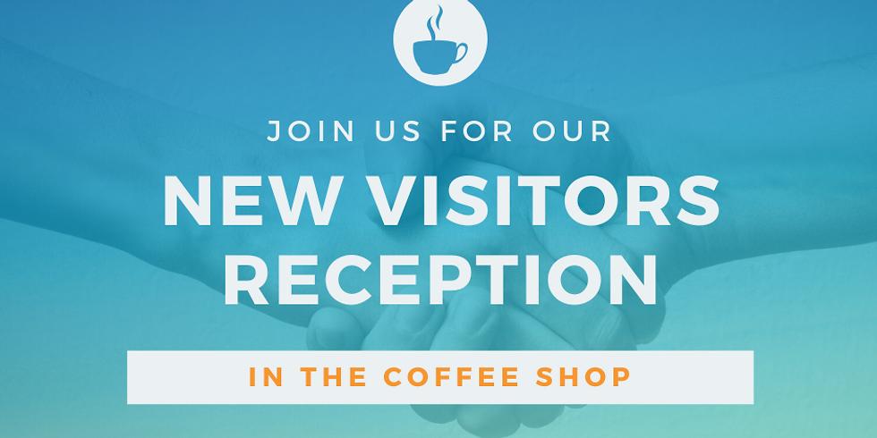 New Visitors Reception: POSTPONED UNTIL MAY