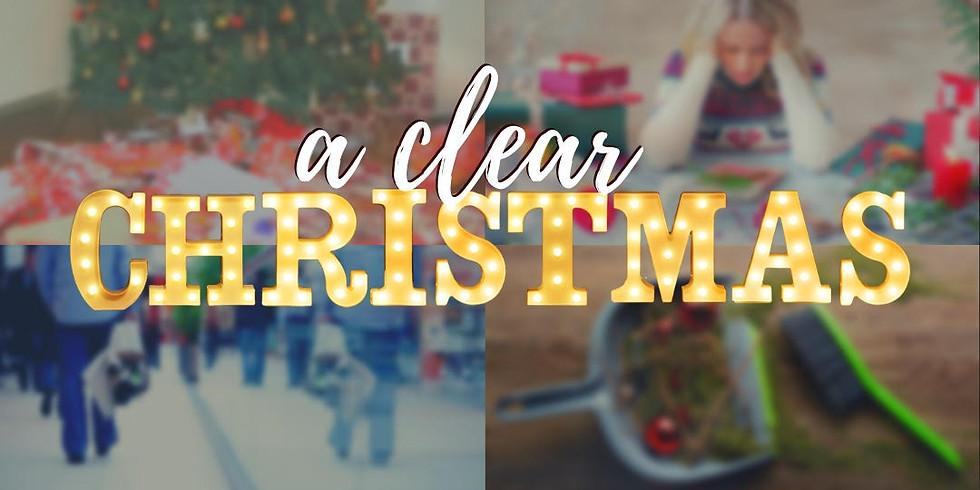 A Clear Christmas: Christmas Eve Services