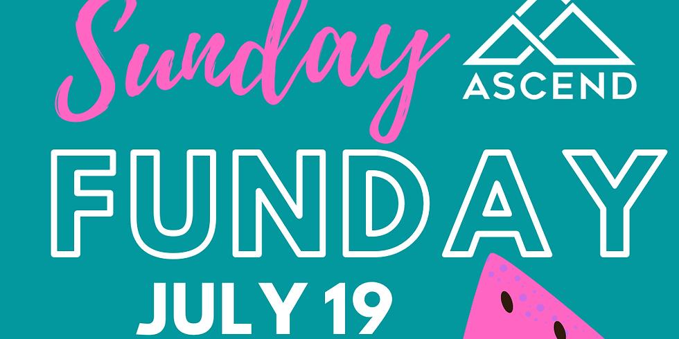 ASCEND Sunday Funday