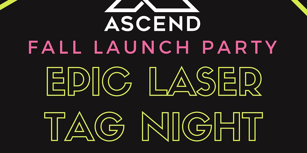 ASCEND Epic Laser Tag