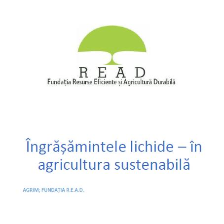 Îngrășămintele lichide – în agricultura sustenabilă