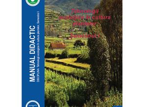 Tehnologii ecologice în cultura plantelor