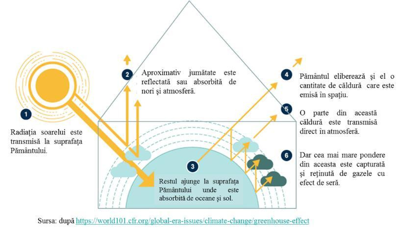 Gazele cu efect de seră şi agricultura