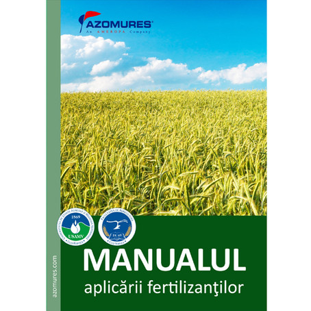 Manualul aplicării fertilizanților