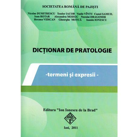 Dicționar de pratologie