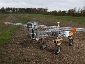 Robotics and Autonomous Systems - Robotică și agricultură de precizie