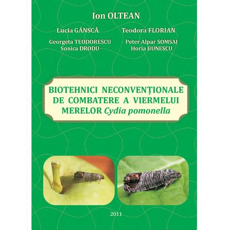 Biotehnici neconvenţionale de combatere a viermelui merelor Cydia pomonella