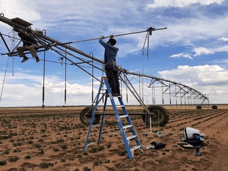 ALECAIA newsletter: Irrigation in Agriculture