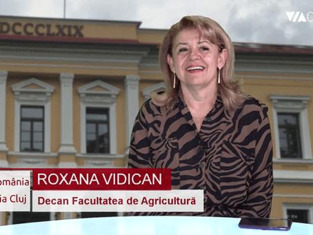 De ce a devenit Facultatea de Agricultură a USAMV un motor de inovare @VIACluj, 18.06.2019