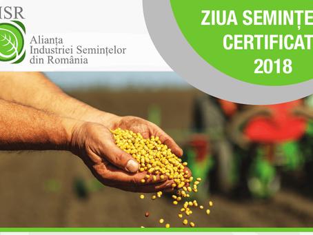 Ziua Semințelor Certificate s-a ținut și în județele Mureș, Botoșani, Olt