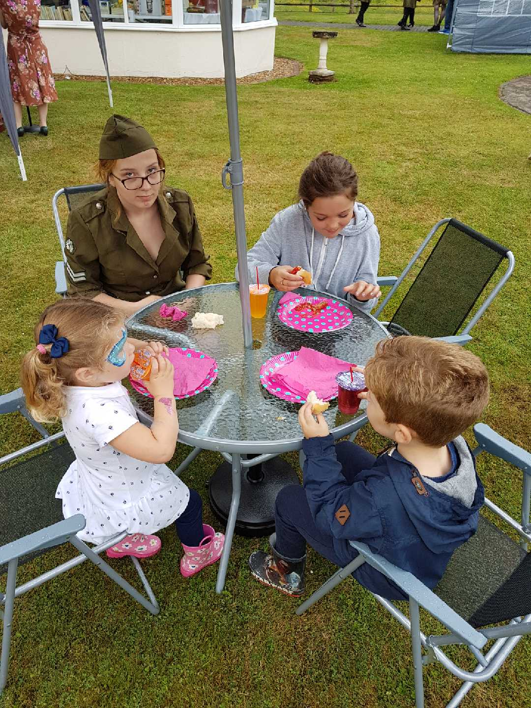 Shedfield Lodge, Summer Fete,