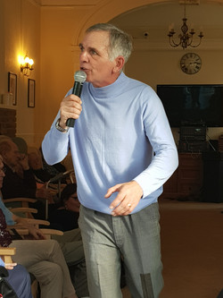 Glenn Ford, Norman Wisdom, Shedfield Lodge