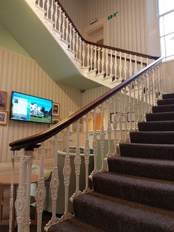 Shedfield Lodge Care Home Dementia Specialist Stairway
