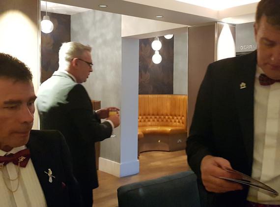 Shedfield Lodge pre Award Reception 02.j