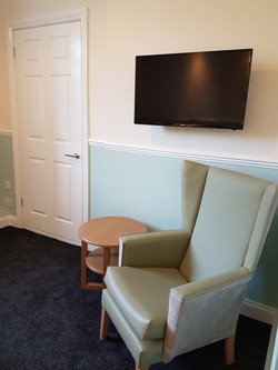 Shedfield Lodge Care Home Dementia Specialist Chair