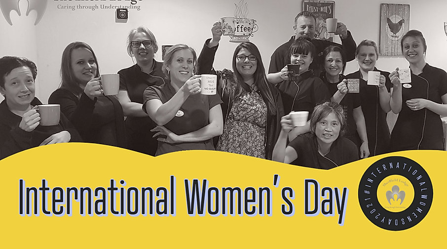 Shedfield Lodge International Womens Day
