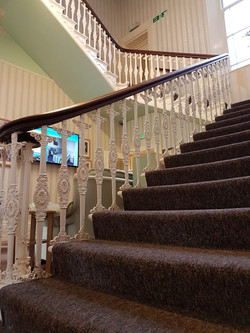 Shedfield Lodge Care Home Dementia Specialist Stairway 2