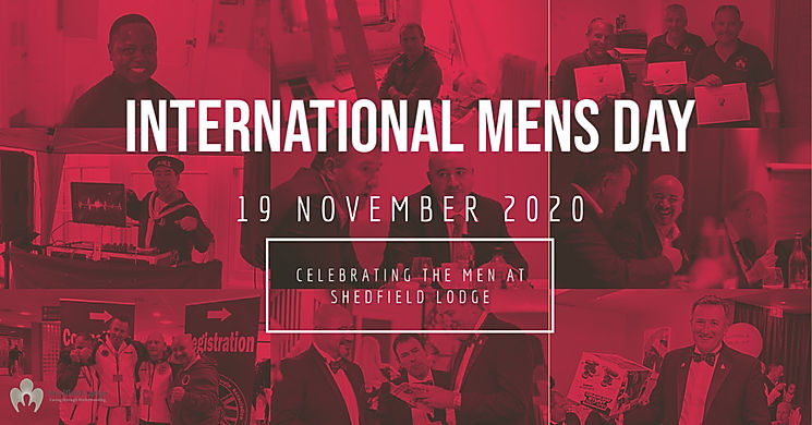 Shedfield Lodge International Mens Day 2
